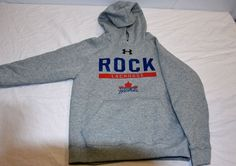 Toronto Rock, Under Armour, Lacrosse, Hoodies, Sweatshirts, Youth, Collections, Store, Grey