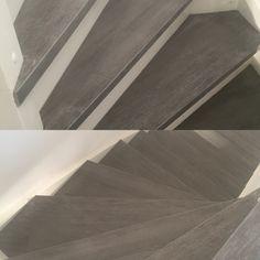 Tegels traptreden