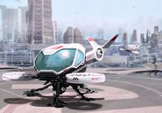 Heli Drone