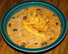 Shel's Kitchen: Copycat Chick Fil A Tortilla Soup
