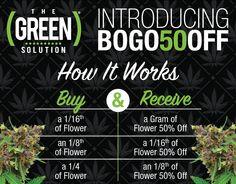 Recreational Marijuana Dispensaries in Colorado - The Green Solution Dispensary Thing 1, Cannabis, Weed, Smoking, Colorado, Infographic, Medicine, Science, Good Things