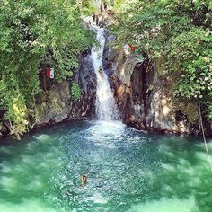 Slide Waterfall in Sambangan Singaraja Indonesia Amazing photo by check out her gallery for more wonderful photos by warrenjc Peaceful Places, Beautiful Places, Bali Waterfalls, Honeymoon Planning, Bucket List Destinations, Places Around The World, Adventure Time, Cool Photos, Vacation