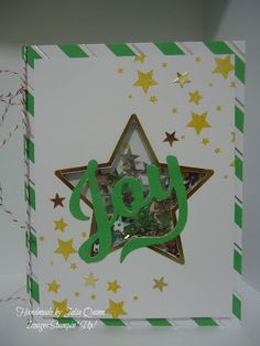 handmade by Julia Quinn - Independent Stampin' Up! Demonstrator: To You & Yours Shaker Cards Project Kit - more sneak peek