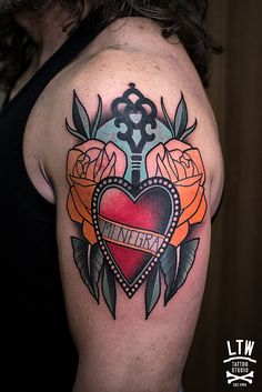 heart by Leah