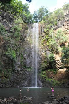 Secret falls Check out https://www.wailuariverkayaking.com!  Kayak Rentals and Guided Wailua River Kayak Tours