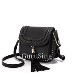Product Name: Jon Small Studded And Braided Leather Shoulder Bag Click On Link To View This Product : http://gurusing.sg/shop/womens-fashion/jon-small-studded-and-braided-leather-shoulder-bag. We Have Publish More Products And Special Offer Are Going On Our Website GuruSing. Hurry Enjoy Up To 80% Discounts......