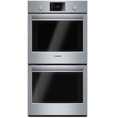 """500 Series, 27"""""""", Double Wall Oven, SS, EU conv./Thermal, Knob Control #WallOvens"""