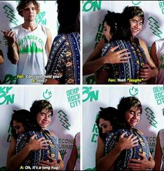 This has got to be one of the cutest things I've ever seen<<ash looks so offended