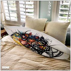 New August #BoardArt Contest entry from Miguel H. (@miguelhine) of #Miami #Florida! Vote for this entry now at GROM-IT.com! This months Board Art Contest winner also earns a chance to receive a custom-shaped #Orion #shortboard in our next Board Art Final! Submissions are NOW being accepted for this months Board Art Contest so get YOURS in today at WWW.GROM-IT.COM for a chance to win a prize pack from Grom-It x Lost (@lost9193) x @ChumsUSA x @BeyondCoastal_Suncare! #surfing #skateboarding #snowbo Skate Art, Surfboard Art, Sun Care, Surf Art, Surfs Up, Wakeboarding, Old And New, Art Boards, Surfing