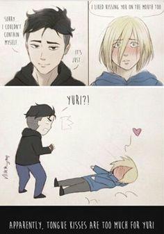 Otayuri Second Kiss~ Part 8 ( credit to original artist )