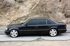 The perfect merc Mercedes Auto, Mercedes Benz Amg, Custom Mercedes, M Benz, Mercedes E Class, Benz Car, W124 Cabrio, Mercedez Benz, Classic Mercedes