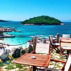 albania-tourism: Ksamil, Albania