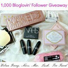 Huge Beauty set ^_^ http://www.pintalabios.info/en/fashion_giveaways/view/en/1754 #International #MakeUp #bbloggers #Giveaway