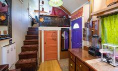 Lilypad Tiny House in Portland Interior