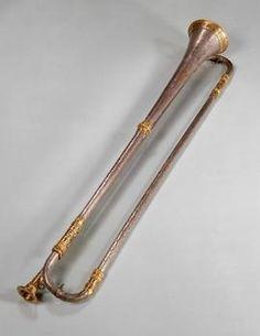 Fanfare Trumpet, 1581; musical instrument