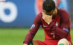 Cristiano Ronaldo sente incômodo e desfalca Real Madrid contra o Eibar