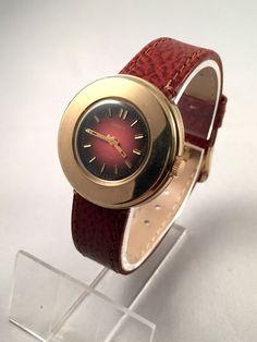 RARE Vintage women's wristwatch called Chaika. by SovietEmpire