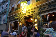 Zur Traube - Weinstube und Restaurant in Hamburg-Ottensen