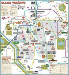 Que faire à Madrid? Notre guide ultime de la ville vous propose les 20 lieux à visiter, des itinéraires, où dormir et une carte touristique de Madrid.