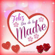 #feliz #dia de la #Madre  www.soymamaencasa.com