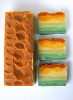 PEYOTE  Citrus Sage Artisan Soap Cold Process by SoapForYourSoul,