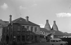 24 wonderful pictures of Longton from renowned photographer Bert Bentley - Stoke-on-Trent Live Midland Bank, Unseen Images, Old Pottery, Royal Stafford, Old Factory, Local Photographers, Wonderful Picture, Stoke On Trent, Slums