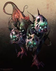 Stunning Illustrations by Po-Wen