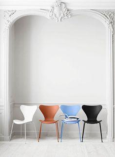Fritz Hansen | Serie 7 Chair