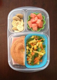 Gluten Free & Allergy Friendly: Lunch Made Easy: {Gluten & Nut Free} School Lunch Box Ideas