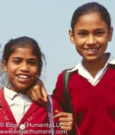 School girls - India
