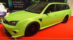 Ford Mondeo MK3 ST220 Turnier at Essen Motorshow - Exterior Walkaround