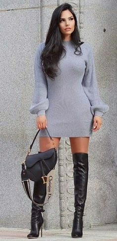 Sexy Outfits, Sexy Dresses, Nice Dresses, Cool Outfits, Casual Outfits, Fashion Outfits, Womens Fashion, Fashion Trends, Short Dresses