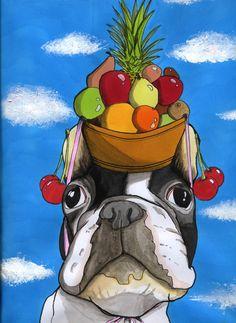 French Bulldog, Jeroen Teunen