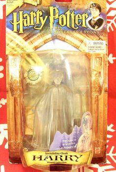 Harry Potter Wizard Collection Invisibility Cloak