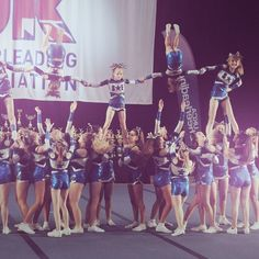 #ThrowbackThursday! Hashtag your Cheerleading throwback pic #UKCA #Cheer