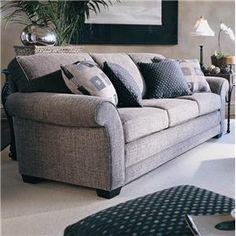 Smith Brothers 658 Stationary Sofa