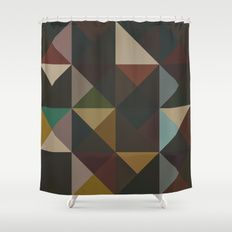 The Nordic Way XV Shower Curtain