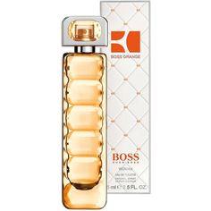 Hugo Boss Orange Ladies Edt 75Ml (€67) ❤ liked on Polyvore featuring beauty products, fragrance, hugo perfume, eau de toilette fragrance, edt perfume, hugo and eau de toilette perfume