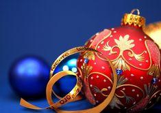 Red Christmas ornaments - Christmas Photo (22228404) - Fanpop fanclubs