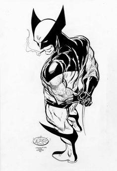 John Byrne Draws... : Photo