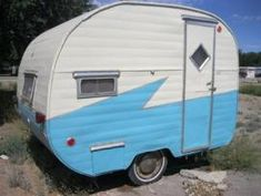 Image result for starfire camper Rat Rods, The Great Outdoors, Recreational Vehicles, Travel Trailers, Campers, Dreams, Spaces, Image, Camper Trailers