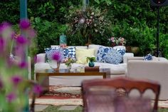 Outdoor Sofa, Outdoor Furniture Sets, Outdoor Decor, 30, Home Decor, Wedding Decoration, Luxury, Decorating Ideas, Decoration Home