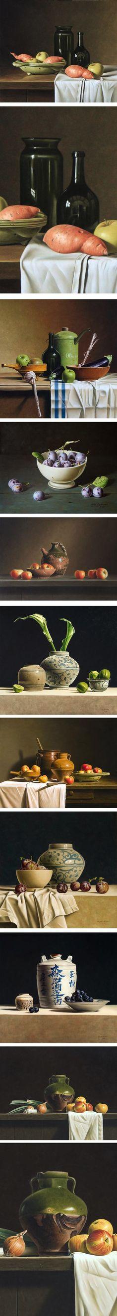 Stefaan Eyckmans http://es.pinterest.com/rheagpettit/art-hyperrealism/