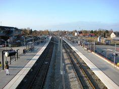 Ølstykke station (19 januar 2008) by Lasse Christensen (IGG)
