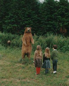 Wild childhood