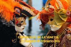 #Carnavalul de la #Venetia