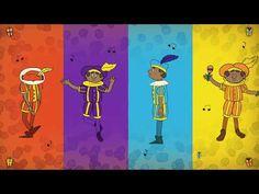 Pepernoten Samba - Sinterklaasliedjes met tekst - YouTube