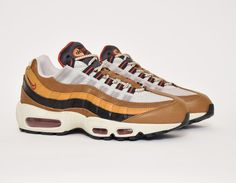 #Nike Air Max 95 QS Escape #sneakers. Wow these are Dope as F@&k!!! I've never seen this color way and I need um Badly.....