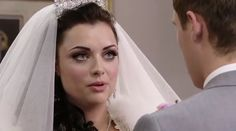 EastEnders: Lee marries Whitney - but faces wedding night heartache