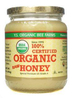 Y.S. Organic Bee Farms 100% Certified Organic Raw Honey - http://goodvibeorganics.com/y-s-organic-bee-farms-100-certified-organic-raw-honey/